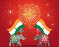 l'Inde de fête Image libre de droits