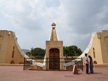 l'Inde jaipur Jantar Mantar Photos stock