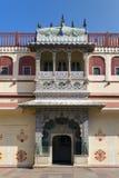 l'Inde jaipur Palais de palais de ville du maharaja photos libres de droits