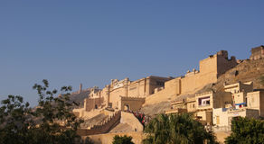 l'Inde, Jaipur (palais du maharaja) Images stock