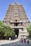 l'Inde - le Meenakshi images stock
