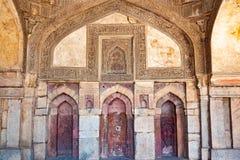 L'Inde, New Delhi, Sheesh Gumbad, le 30 mars 2019 - Sheesh tombe de Gumbad de la derni?re lign?e de la dynastie de Lodhi, situ?e image stock