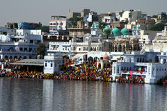 l'Inde pushkar Photo libre de droits