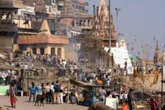 l'Inde Varanasi Images stock