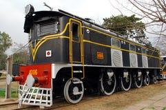 l'Inde : Vieux train Images libres de droits
