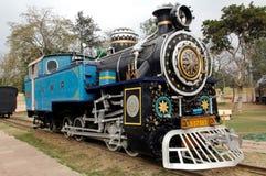 l'Inde : Vieux train ; une des locomotives les plus anciennes Photo stock