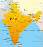 L'India Immagini Stock