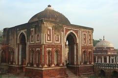 L'India, Delhi: Qutub minar Immagine Stock