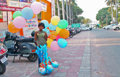 L'India di sviluppo immagini stock libere da diritti
