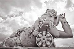 L'India Dio Ganesha o Dio di successo Fotografia Stock Libera da Diritti