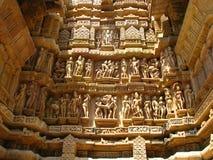 L'India: Fortificazione rossa di Agra, luogo del patrimonio mondiale dell'Unesco. fotografie stock