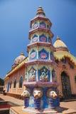 L'India - Goa - Anjuna Fotografie Stock Libere da Diritti