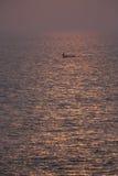 L'India - Goa - Anjuna Immagini Stock