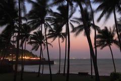 L'India - Goa - fortificazione Aguada Fotografia Stock Libera da Diritti