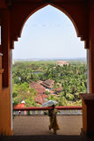 L'India - Goa - Panaji Fotografie Stock Libere da Diritti