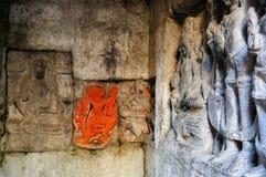 L'India, Kangra forte fotografie stock