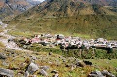 L'India, Kedarnath. Fotografia Stock Libera da Diritti
