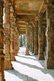 L'India, la galleria. Fotografia Stock