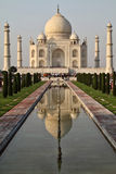 L'India: Taj Mahal Fotografia Stock