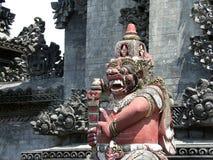 l'Indonésie, Bali, sculpture en Balijsky Induistsky Images libres de droits