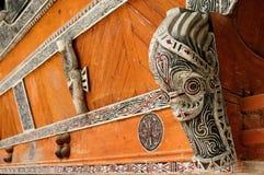 L'Indonésie ethnique, Sumatra du Nord Images libres de droits