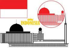 l'indonesia Fotografie Stock Libere da Diritti