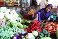 L'Indonesia di verdure Fotografie Stock