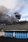 L'Indonesia, Jawa orientale, Gunung Bromo fotografia stock libera da diritti