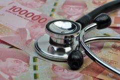 L'Indonesia medica e assicurazione malattia fotografia stock libera da diritti