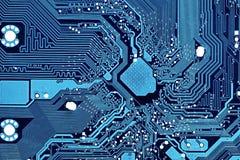 L'industriel électronique Photos libres de droits