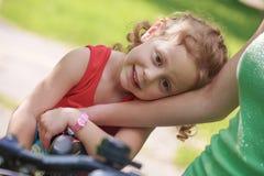 L'infanzia Fotografie Stock