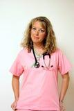 L'infermiera Fotografia Stock Libera da Diritti
