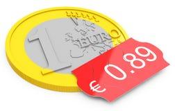 L'inflazione Fotografia Stock Libera da Diritti