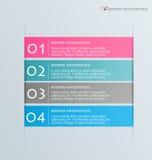L'infographics d'affaires tabule le calibre illustration stock