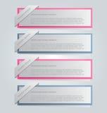 L'infographics d'affaires tabule le calibre pour la présentation, éducation, web design, bannière, brochure, insecte illustration libre de droits