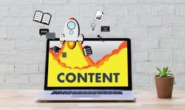 L'information Blogging Vi de publication de media de données SATISFAITES de vente photos libres de droits