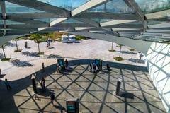 L'information en parc public images libres de droits