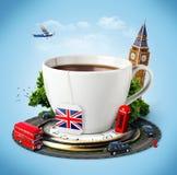 L'Inghilterra Fotografia Stock