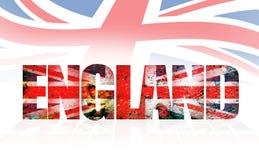 L'Inghilterra Fotografie Stock Libere da Diritti
