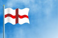 L'Inghilterra royalty illustrazione gratis