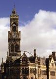 L'Inghilterra Yorkshire Bradford Fotografia Stock Libera da Diritti
