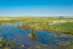 L'INNER MONGOLIA, CHINE - 10 août 2015 : Site de Xanadu (monde Herit image stock