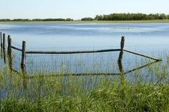 L'inondation Photographie stock libre de droits