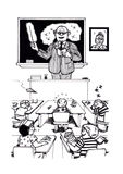 L'insegnante eccellente (2008) Fotografia Stock