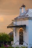 L'insieme della costruzione del quadrato della cattedrale in Cremlino di Kolomna Kolomna La Russia Immagine Stock Libera da Diritti