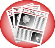L'insignificante quotidiano royalty illustrazione gratis