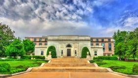 L'institut américain du bâtiment de pharmacie à Washington, D C image libre de droits