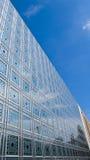 L'Institut du Monde Arabe. Paris. France. Stock Photo