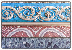 Intérieur 12 de Hagia Sofia Photos stock