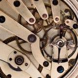 L'intérieur d'une montre de poche Photos libres de droits